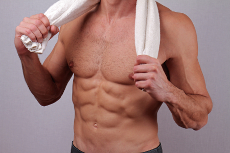 abs diet for men